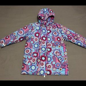 Hanna Andersson winter jacket size 130/US 8